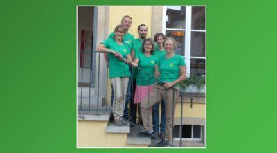 Neuer Vorstand Bündnis 90 / Die Grünen Ortsverein Bad Dürkheim